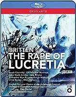 Britten: The Rape of Lucretia [Blu-ray] [Import]