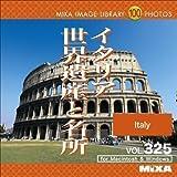 MIXA IMAGE LIBRARY Vol.325 イタリア世界遺産と名所
