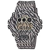 CASIO(カシオ)  G-SHOCK Gショック 腕時計 6900 限定モデル DW-6900ZB-8 DR ゼブラ カモフラージュ シリーズ シルバー (逆輸入品)