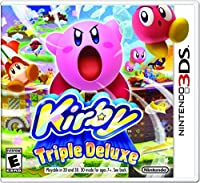 Kirby Triple Deluxe - Nintendo 3DS by Nintendo [並行輸入品]