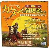 カタンの開拓者たち 都市と騎士版 (Die Siedler von Catan: Städte und Ritter. Erweiterung) ボードゲーム
