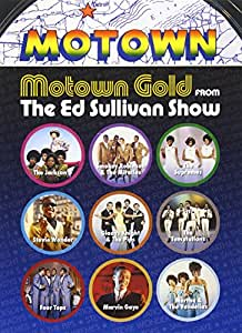 Motown Gold From the Ed Sullivan Show [DVD] [Import]