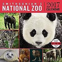 Smithsonian National Zoo 2017 Wall Calendar