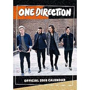 Harry・Liam・Niall来日記念 ONE DIRECTION ワンダイレクション - 2018 Calendar / カレンダー 【公式 / オフィシャル】