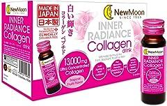 New Moon Inner Radiance Collagen Drink, 50ml (Pack of 10)