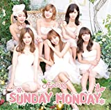 SUNDAY MONDAY-Japanese Ver.-