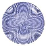 Arabia アラビア フィンランド北欧食器 24h Avec 008283 フラットプレート 皿 Plate flat 26cm Blue ブルー 並行輸入品