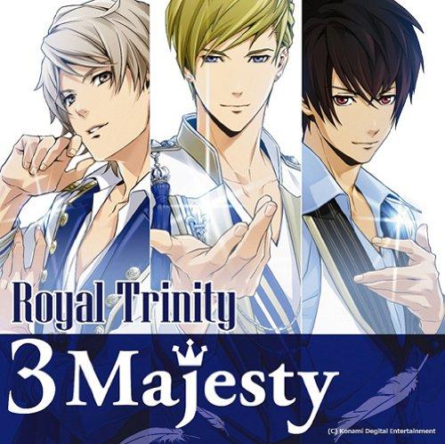 Royal Trinity(初回生産限定盤)(DVD付)の詳細を見る