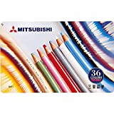 三菱鉛筆 色鉛筆 880級 36色 K88036CP