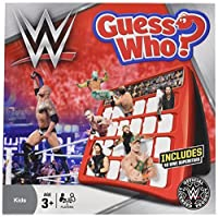 WWE Guess Who Game [Floral] [並行輸入品]