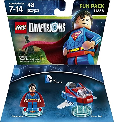 DC Superman Fun Pack - LEGO Dimensions [並行輸入品]