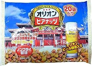サン食品 ジャンボオリオンビアナッツ (16g×20袋) 28044×3袋