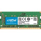 Crucial 8GB DDR4 2666 MT/s (PC4-21300) CL19 SR x8 Unbuffered SODIMM 260pin for Mac, CT8G4S266M