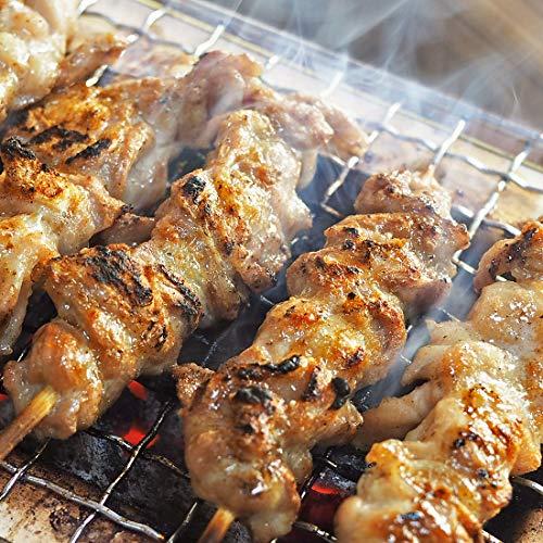 焼き鳥 塩 30本 定番!人気の部位の組み合わせセット (もも10本 せせり10本 はらみ10本) BBQ バーベキュー 国産鶏 おつまみ 惣菜 家飲み 肉 生 チルド 冷凍