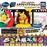 ディズニーキャラクター シネマジックフィルム Vol.4 ガチャ タカラトミーアーツ (全7種フルコンプセット)