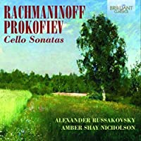 Prokofiev/Rachmaninov: Cello S