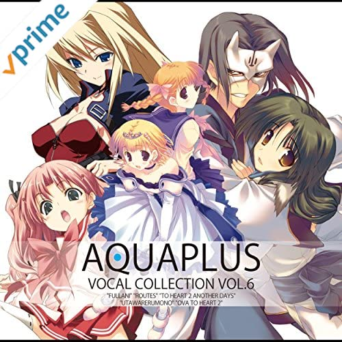 AQUAPLUS VOCAL COLLECTION VOL.6