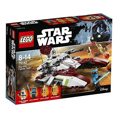 レゴ(LEGO)スター・ウォーズ リパブリック ファイター タ...
