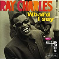 What'd I Say + Hallellujah I Love Her So! + 2(import)