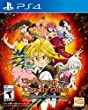 The Seven Deadly Sins Knights of Britannia (輸入版:北米)-PS4