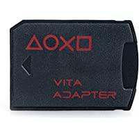Iesooy PlayStation Vita用 メモリーカード変換アダプター Ver.6.0 400GB対応 ゲームカ…