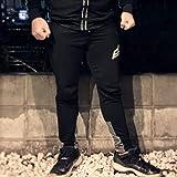 Faceless Pants ジョガーパンツ メンズ トレーニング ジム フィットネス パンツ 綿 ジャージ スリム 細身 無地