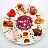 限定 フェーブ フェブ・お菓子のパズル型 ガレット デ ロワ FEVE フランス