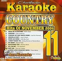 Karaoke: November Country Hits 2006 - 11