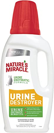Nature's Miracle Just for Cats Urine Destroyer Pour 946 ml