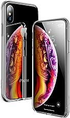 ESR iPhone Xs対応 スマホケース ネイキッド(クリア)