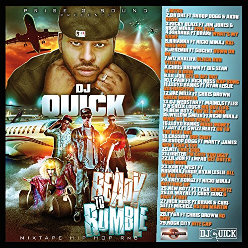 Ready to Rumble [Explicit]