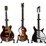BEATLES ビートルズ (Let It Be 50周年記念) - Fab Four Guitar ミニチュア・セット/ミニチュア楽器 【公式/オフィシャル】