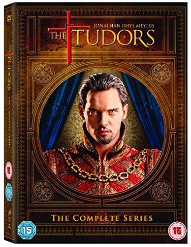 The Tudors - Complete Season 1-4 [DVD] by Jonathan Rhys Meyers