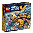 LEGO Nexo Knights AXL 's Rumbleメーカー70354建物キット ( 393Piece )