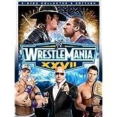 WWEレッスルマニア27 [DVD]