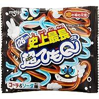 明治 超ひもQコーラ&ソーダ味 1本×20袋