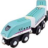 moku TRAIN E5系新幹線はやぶさ 3両セット