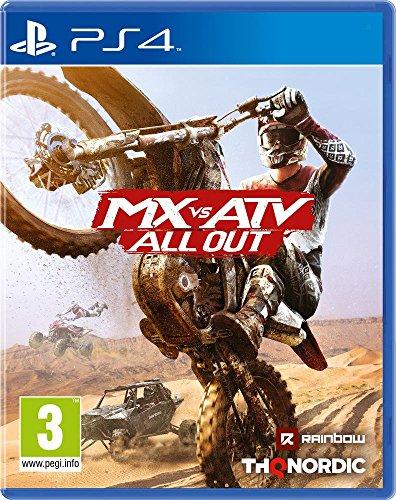MX vs ATV: All Out (PS4) (輸入版)