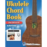 Ukulele Chord Book - Over 300 Chords
