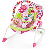 Bright Starts BS10125 Rocker Raspberry Garden