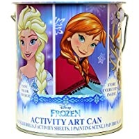 Tara Toy Frozen Small Activity Art Can [並行輸入品]