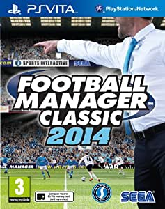 Football Manager 14 (PlayStation Vita)