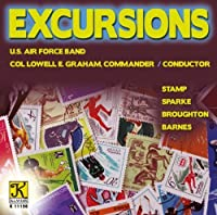 Excursions by U.S. Air Force Band (2013-07-30)