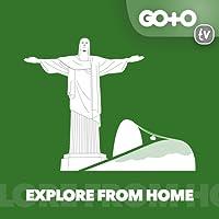 Rio de Janeiro Visual Travel Guide for Fire TV - Explore from Home