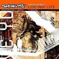Live your life [Single-CD]