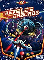 Z-man Games the Battle of Kemble's Cascade Board Game [並行輸入品]