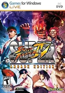 Super Street Fighter IV Arcade Edition (輸入版)