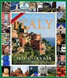 365 Days in Italy 2011 Calendar (Picture-A-Day Wall Calendars)