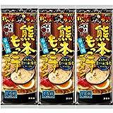 五木食品 熊本もっこすラーメン 123g×3袋