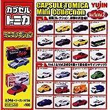 カプセルトミカ ミニコレクション Vol.1 & Vol.2 全25種(シークレット入り)